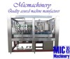 MIC-32-8 New technology monoblock 2-in-1 tin Cans sealing machine Canned beer filling machine 3000-12000Can/hr with CE
