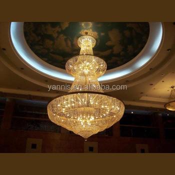 New Design Banquet Hall Chandelier Lights Wedding Lamps Chandeliers Lighting Crystal Product