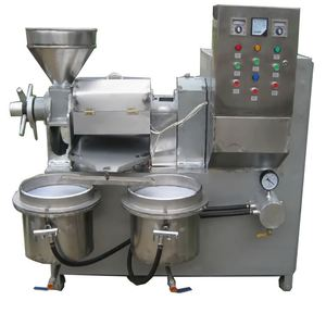 With top quality automatic oil press machine Top class manufacturer