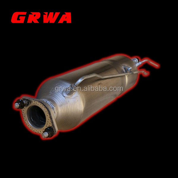 DPF Diesel Particulate Filter catalytic converter for car