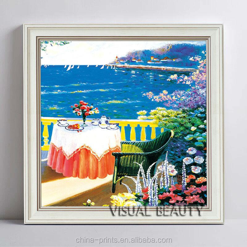 2015 Sea Landscape Oil Painting Frames Cheap - Buy Landscape Oil ...