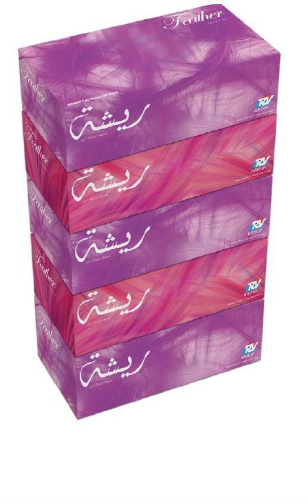 United Arab Emirates Facial Tissue Pack, United Arab Emirates Facial