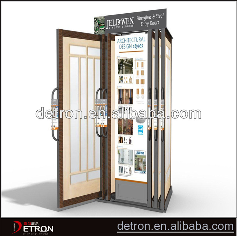 Lovely Modern Style Door Display Stand Zh 149   Buy Door Display Stand,Wood Display  Stand,Door Display Rack Product On Alibaba.com