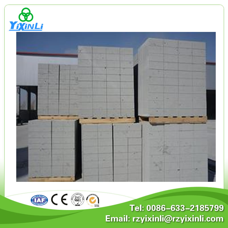 Autoclave Aerated Concrete aac block