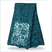 2,015 Hot Conception Coton Broderie africaine guipure Lace Fabric