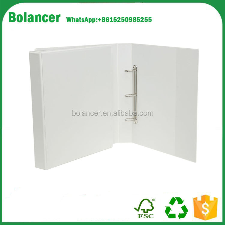 Bolancer Hot Sale Insert Binder A3 3 D-Ring