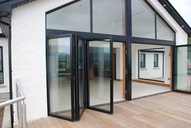 Double Glazed Designer Series Aluminium Bi-fold Door/aluminium ...