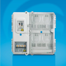 Electric distribution meter box outdoor power switch cabinet waterproof enclosure