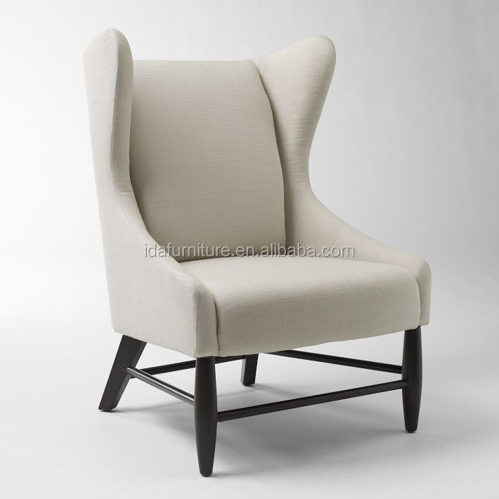 Modern High Back Wing Chair Modern High Back Wing Chair Suppliers