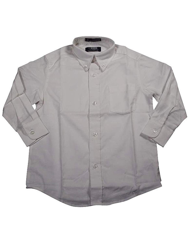 ac0f4ce5d5d Buy French Toast School Uniform Boys Long Sleeve Oxford Shirt