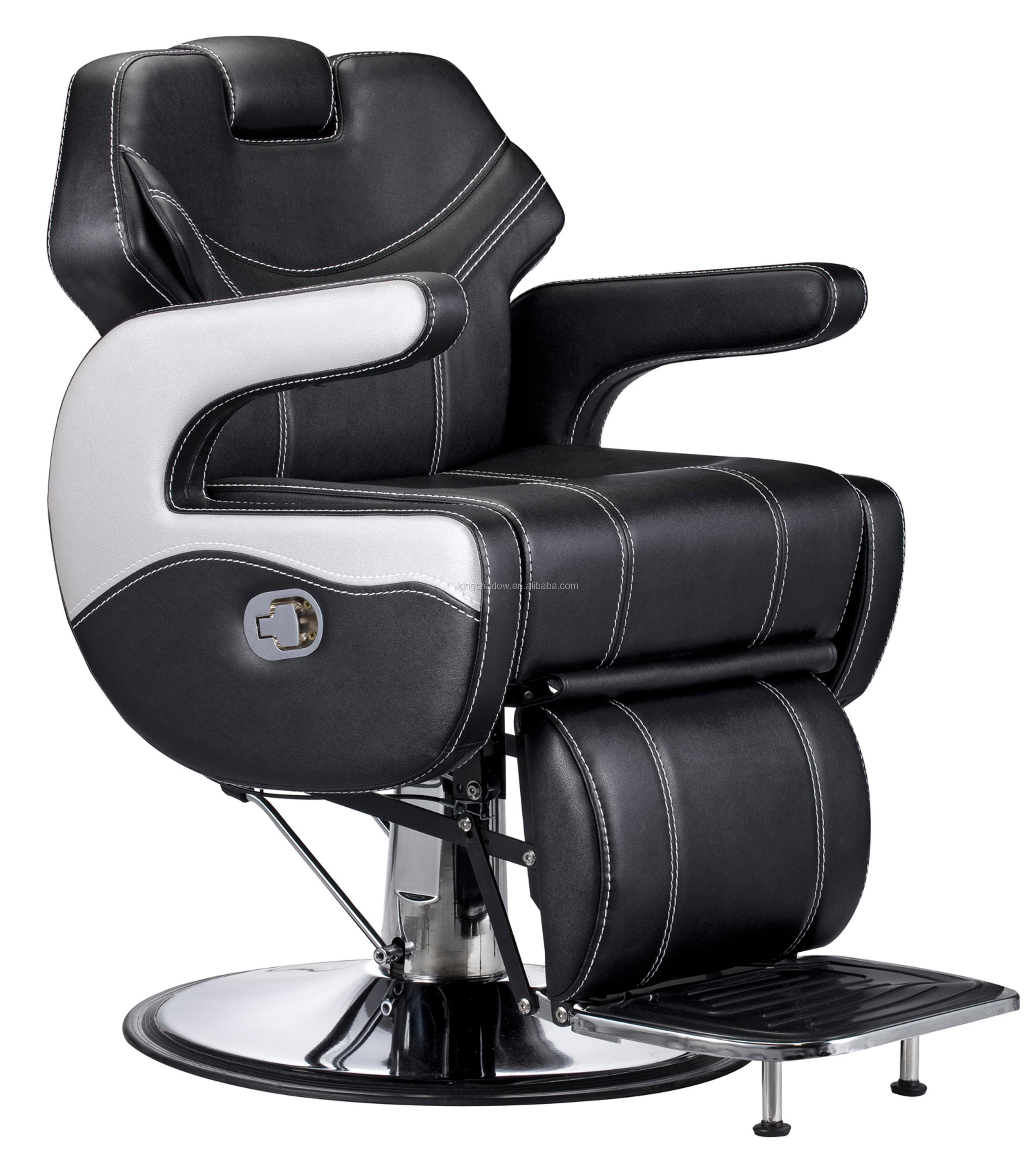 Hair Salon Reclining Barber Chairs For Hair Salon Equipment Used