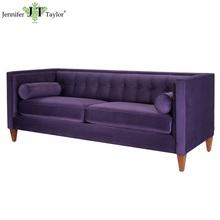 Purple Velvet Chesterfield Sofa, Purple Velvet Chesterfield Sofa Suppliers  And Manufacturers At Alibaba.com