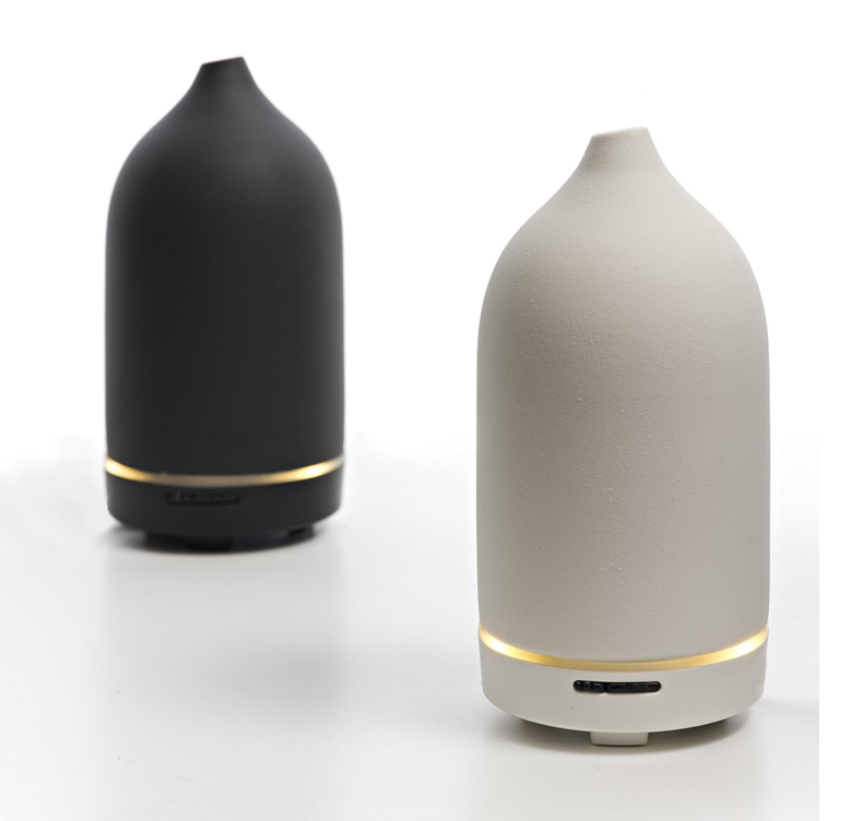 Ultrasonic Aroma Diffuser / Essential Aroma Electric Ultrasonic Ceramic