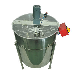 stainless steel electric 8 frames honey extractor
