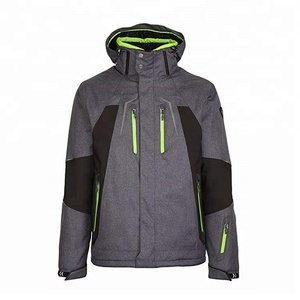 Colourblock Jacket Mens Workwear Uniform