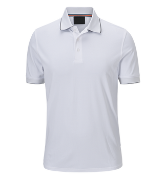 d363a0991 High Quality White 100% Polyester Plain Sport Polo T Shirt - Buy ...