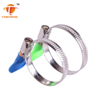 Butterfly Quality Clamp German Hose Clamps With Butterfly Of Manufacture Products