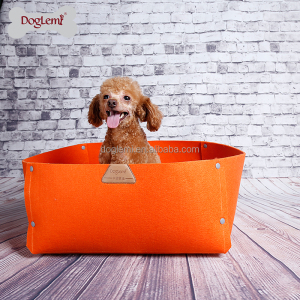 Multifunction 2 IN 1 Nature Pet Bed Blanket stylish Dog Cat Bed 3 colors