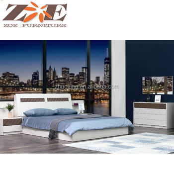 FoShan Wholesale Hydraulic Double Bed Design Furniture ,double Decker Bed  PA116 C