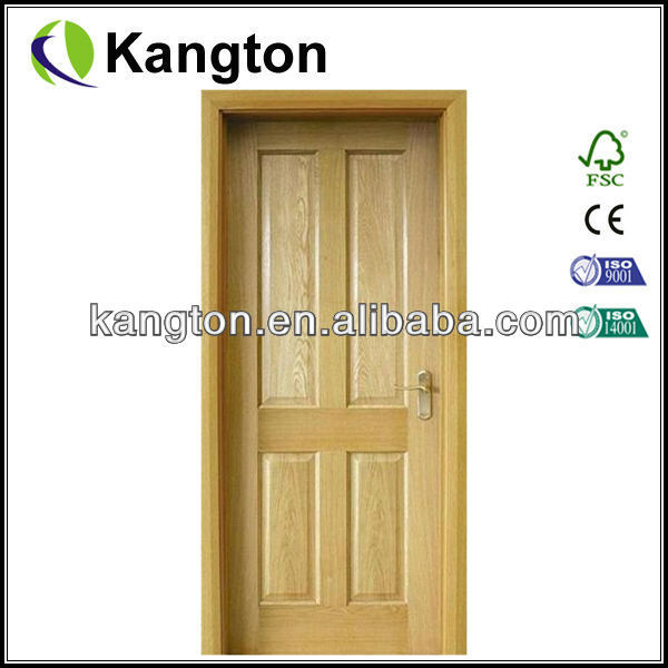 Solide porte en bois portes en bois couleur de vernis for Decaper une porte vernis