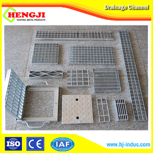 Hot-dip galvanized grate Steel Grating from Metal Building Materials