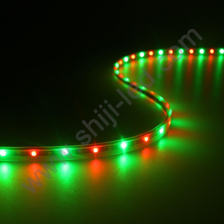 6mm Breite 120 LED//m SK6805 MICRO 2427 RGB Stripe
