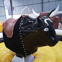 Factory Price Kids Riding Rodeo Mechanical Bull For Sale