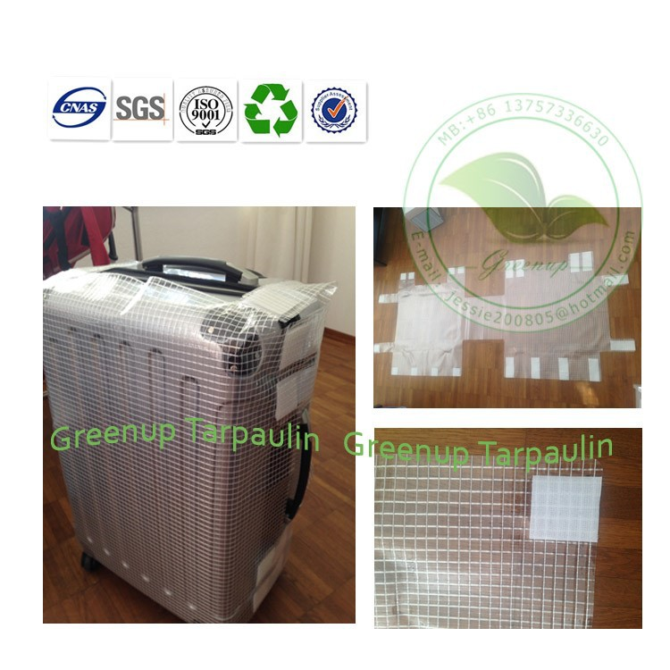 Fashion Transparent Spandex Luggage Cover/Trolley Case Cover Offer Logo Printing