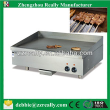 stainless steel electric range commercial electric griddle