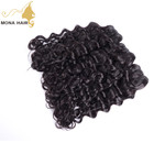 Human hair weave wholesale water wave wavy extension Mona Hair best selling product in usa