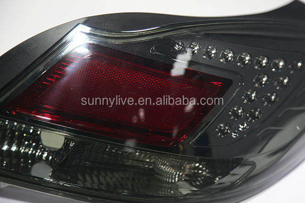 Led Tail Lamp Led Rear Lights For Gm Buick Regal Verano