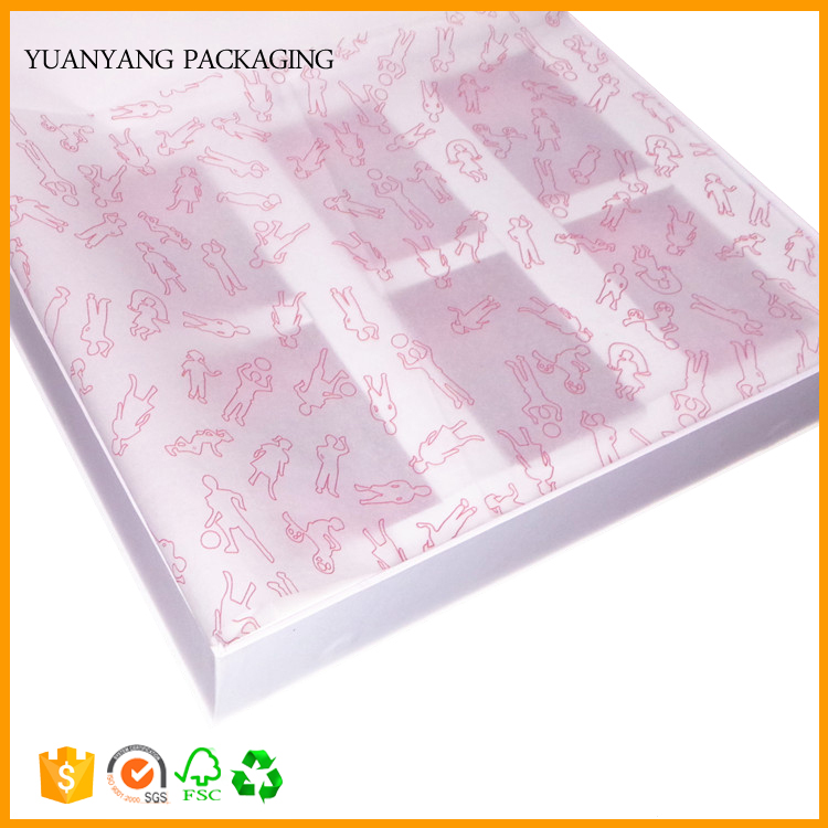 Wholesales acid free tissue paper gift wrapping tissue paper shoe box tissue paper with company logo