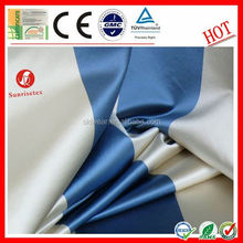 popular woven high quality silk hammered satin fabric