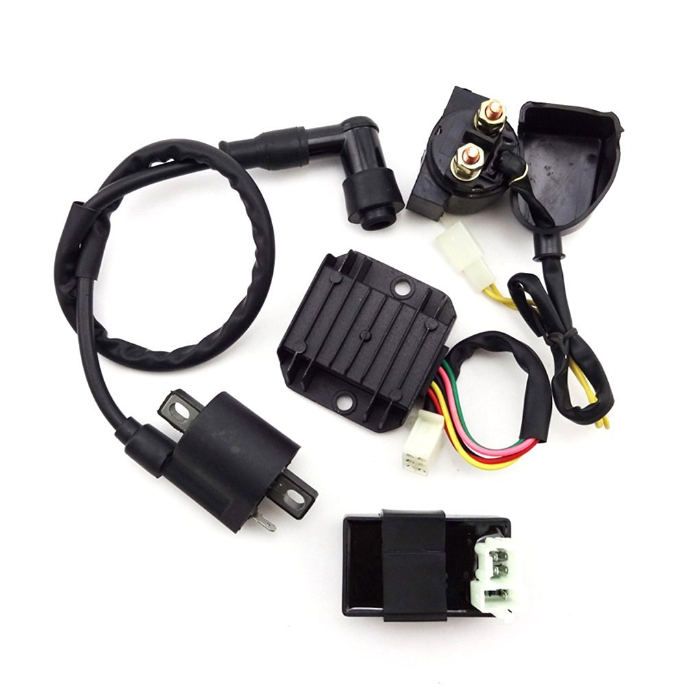Cheap Taotao 250cc Atv Find Deals On Line At Roketa Wiring Diagram Get Quotations Xljoy Racing Ignition Coil Ac Cdi Regulator Rectifier Relay For 150cc 200cc Engine Chinese
