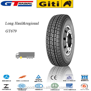 Gt Radial Tires >> Gt Radial Brand 11r22 5 Long Haul Tubeless Truck Tire Buy Tire 11r22 5 Truck Tire Tubeless Truck Tire Product On Alibaba Com