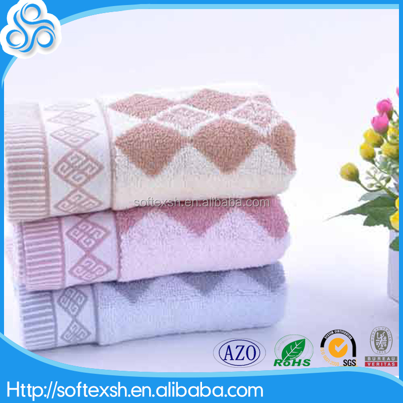 Adults groups use cotton face towels quick dry towels