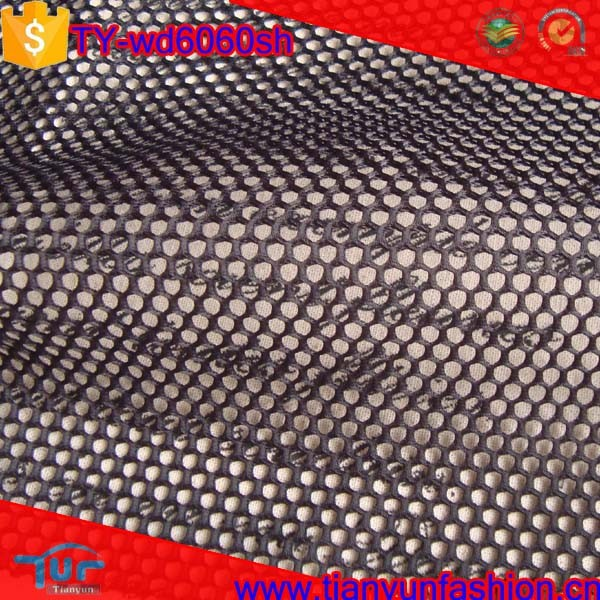 heavy weight lining seat covering polyester microfiber china mesh fabrics