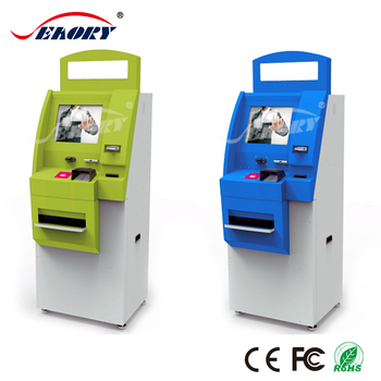 Foreign Currency Exchange Machine/ Self Service Money Exchange Kiosk - Buy  Self Service Money Exchange Kiosk,Touch Screen Transaction Currency