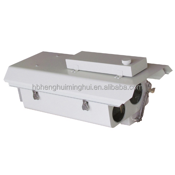 "18"" Two cabins camera housing both for thermal imagery and infrared lamp with waterbox H5218-C"
