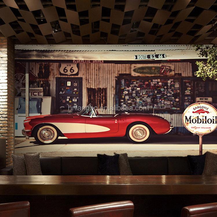 Decorative StrongWallpaper Strong For Restaurant Coffee Shop Bar