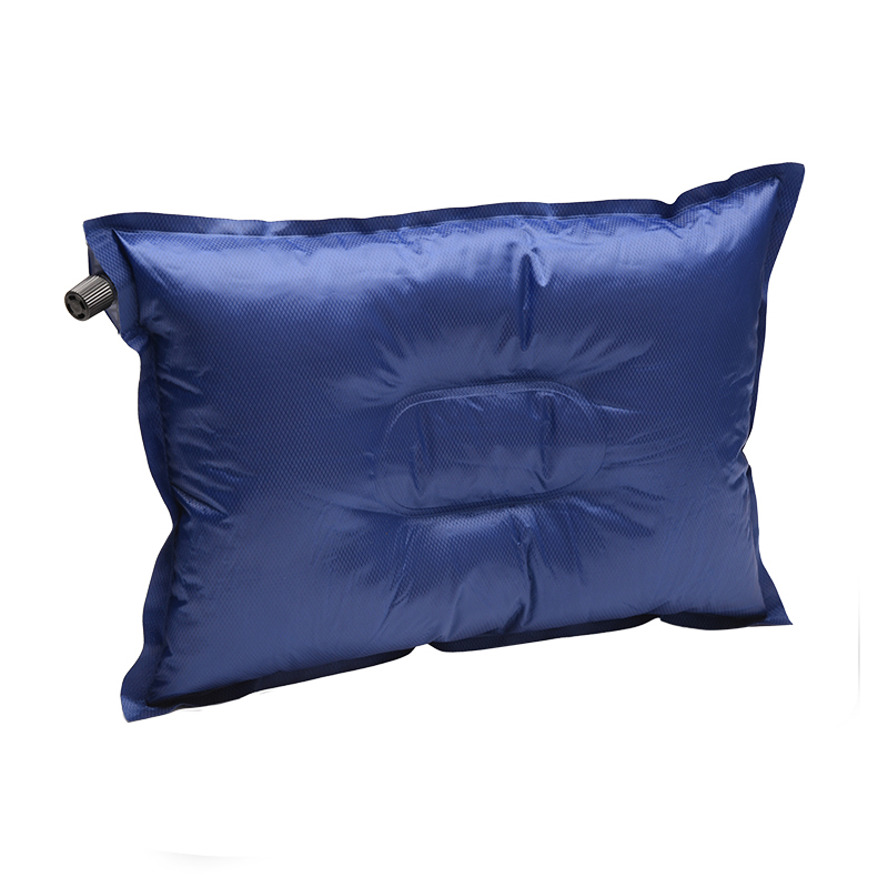 Rectangle Shape Waterproof Travel Customized Inflatable Pillow