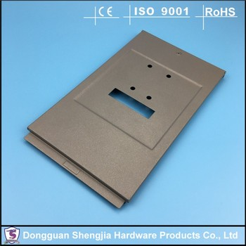 China customized stamped metal parts manufacturers