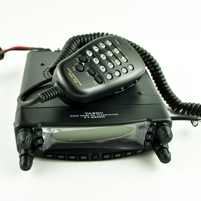 Yaesu FT-8900R 50 Вт четыре диапазона 29 / 50 / 144 / 430 мГц четыре диапазона база мобильный автомобиля FT 8900R