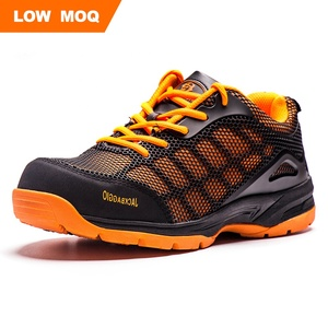 KPU safety shoes low price steel toe men shoes work boots
