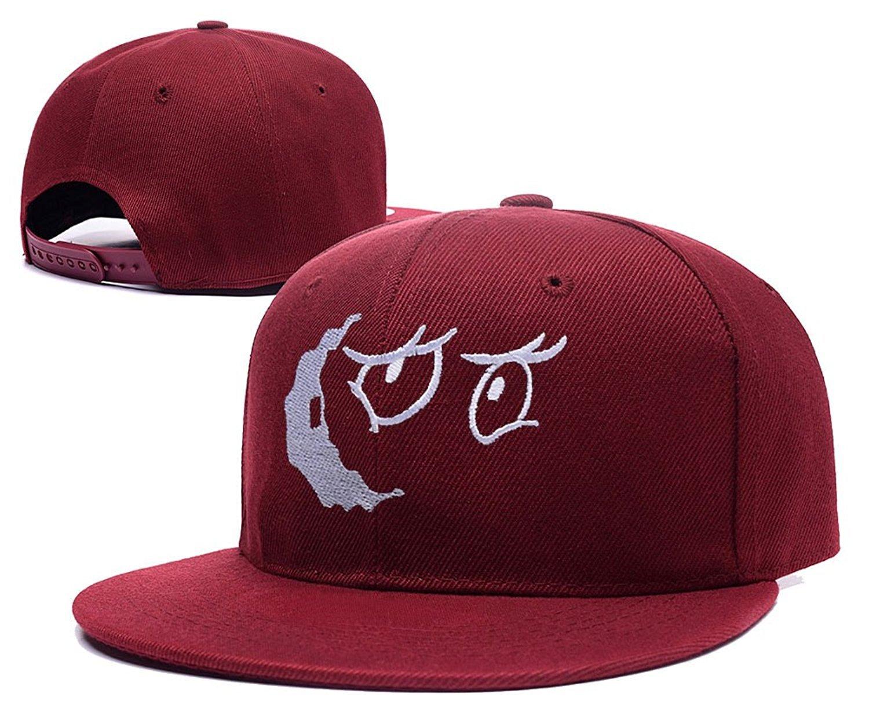 e737d2678ce Get Quotations · ADATE Aqua Teen Hunger Force Meatwad Logo Adjustable  Snapback Embroidery Hats Cap