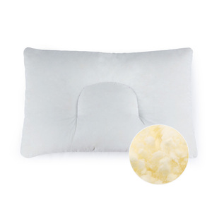 Manufacturers King Queen Size Custom Comfort Bed Rest Miracle Breathable Bamboo Shredded Memory Foam Pillow