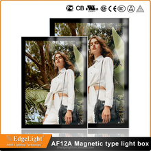 Edgelight warehouse alibaba AF12A Backlit real estate window light box