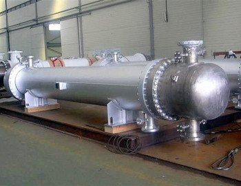 Iso Asme Ce Shell Tube Heat Exchanger Pressure Vessel