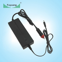 In car or mobile home use travel charger kit 34V 2.5A