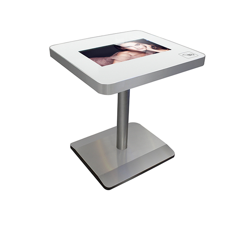 22 inch waterproof touch screen coffee interactive table